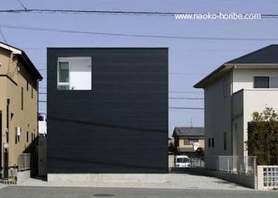 Casa moderna de estilo arquitectónico Minimalista