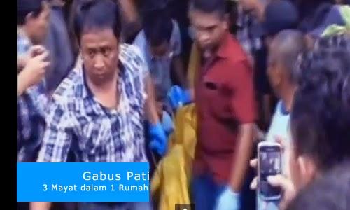 Pelaku Pembunuhan Ketiga Warga Gabus Pati Sudah ditangkap