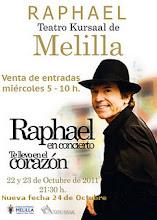 Raphael en Melilla