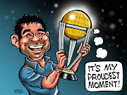Cricket cartoons 2011