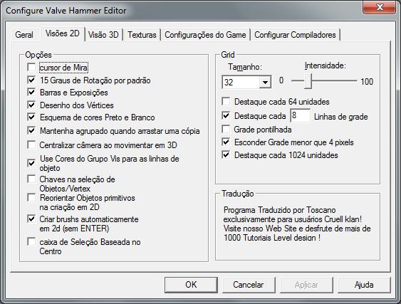 Valve hammer editor 34 - это программа для создания игровых уровней для