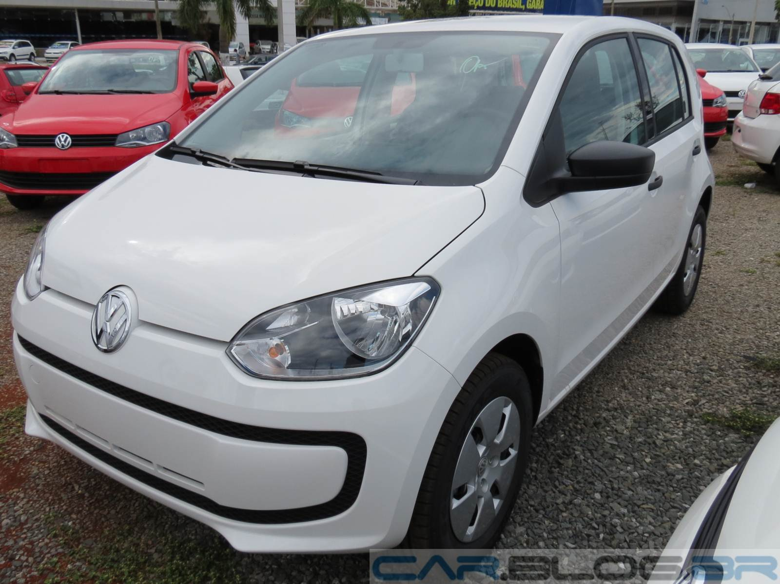 novo Volkswagen up!
