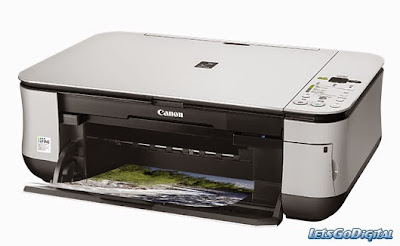 download Canon Pixma MP250 printer's driver