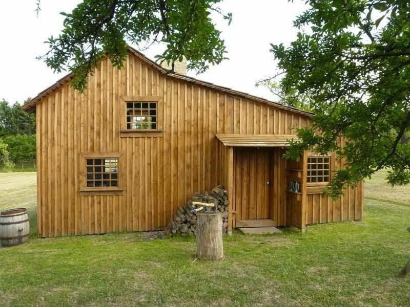 Home garden la petite maison dans la prairie made en for B b la petit maison