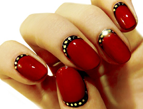 Nail obsession christmas nail designs le belle amour we all know that ms dawn loves her nails and nail designs so i wanted to share some fun christmas and winter holiday nail designs with you today enjoy prinsesfo Choice Image