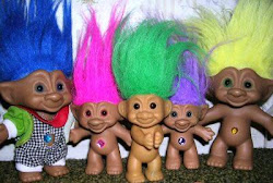 Scary trolls!