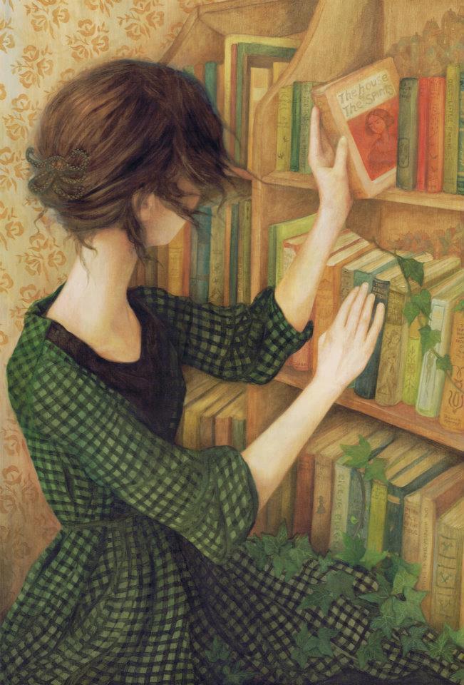 Det enda viktiga i en bok är den betydelse den har för dig