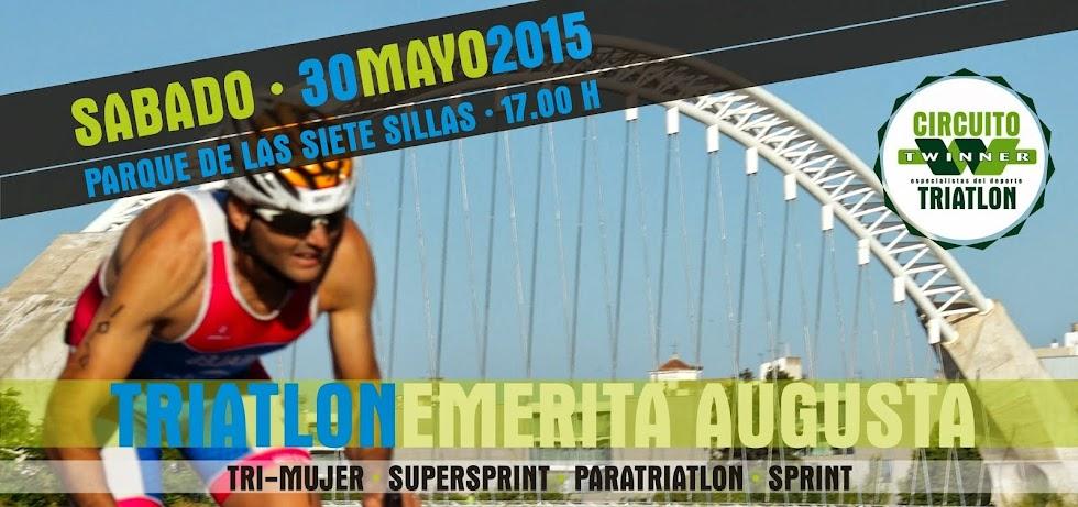 """VII Triatlón """"Emerita Augusta"""""""