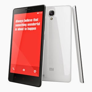 Xiaomi Redmi Note Phablet Android High End Harga Murah