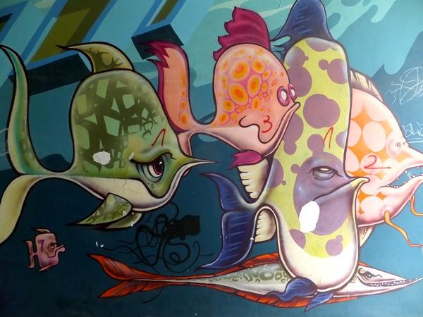Hambourg Hamburg street urban art Karolinenviertel