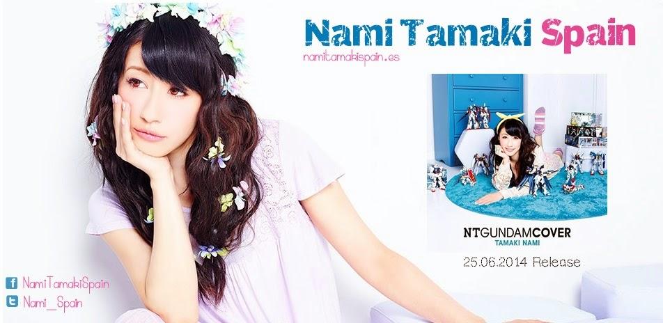 ☆ Nami Tamaki Spain ☆