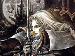 Castlevania SOTN Alucard