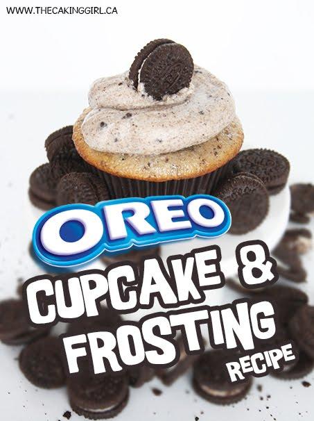 oreo cupcake frosting recipe