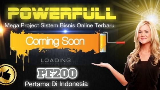 Bisnis Online PF200