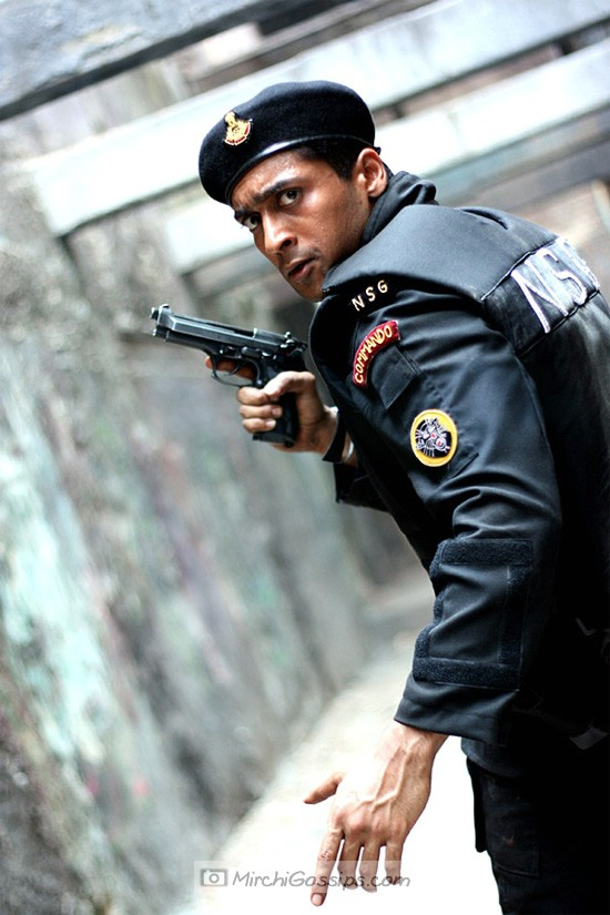 Actor Surya's 'Varanam Aayiram' Movie Stills 39