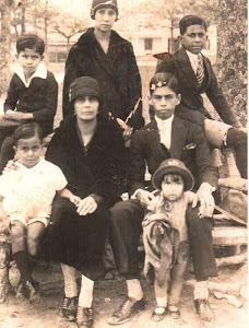 Abigail e família