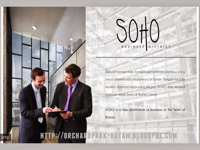 Orchard Park Batam SOHO Brochure 02