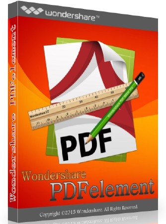 Wondershare PDFelement 5.10.0.9 + Crack