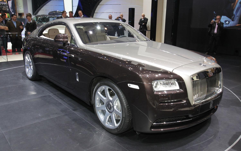cars model 2013 2014 rollsroyce wraith first look