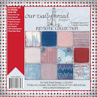 Our Daily Bread designs Patriotic Paper Collection