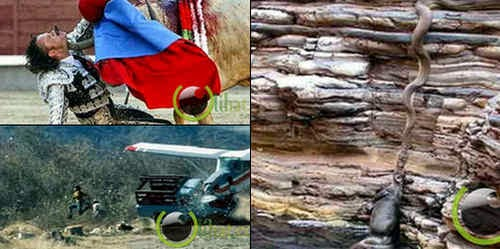 9 Foto Nyata yang pernah Menghebohkan Dunia Maya