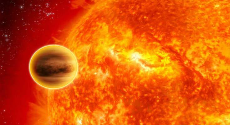 Σπάνια διάβαση του Ερμή μπροστά από τον Ήλιο θα συμβεί αύριο