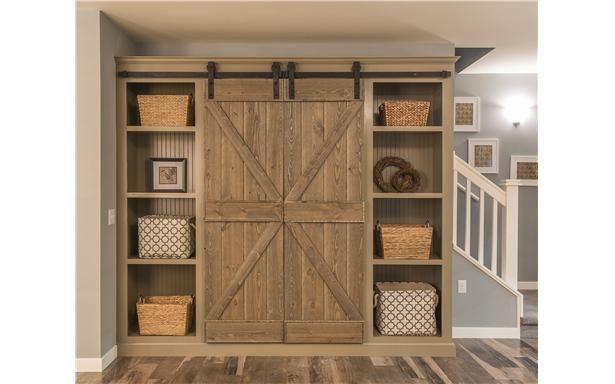 15 beautiful barn door ideas remodelando la casa for Idea door yw