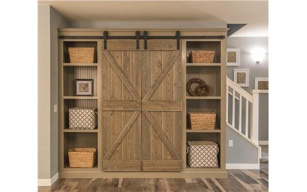 Remodelando la Casa 15 Beautiful Barn Door Ideas