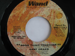 "Kent Drake ""Boss Thing Together"""