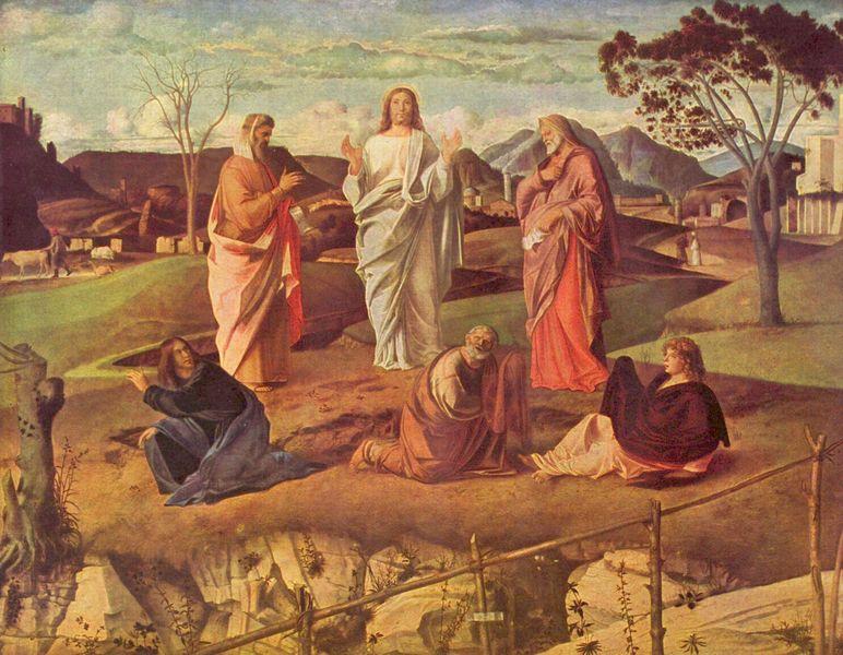 Essere Cristiani: Seconda domenica di quaresima: anno B