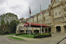 Elms Hotel Excelsior Springs Missouri