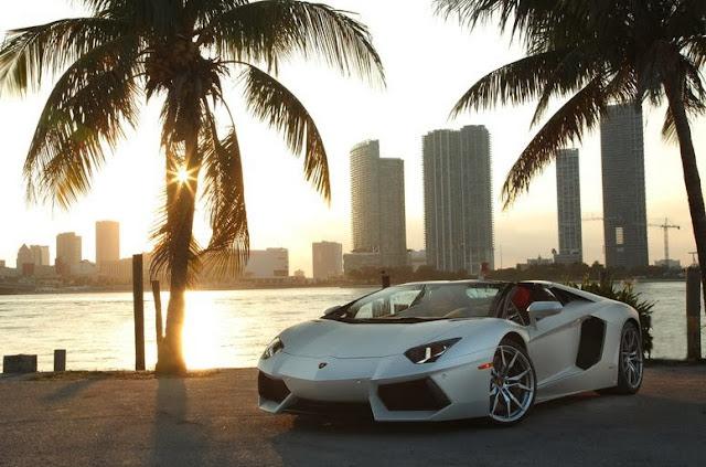 Beim kauf eines Penthouse gibt es einen Lamborghini kostenlos dazu