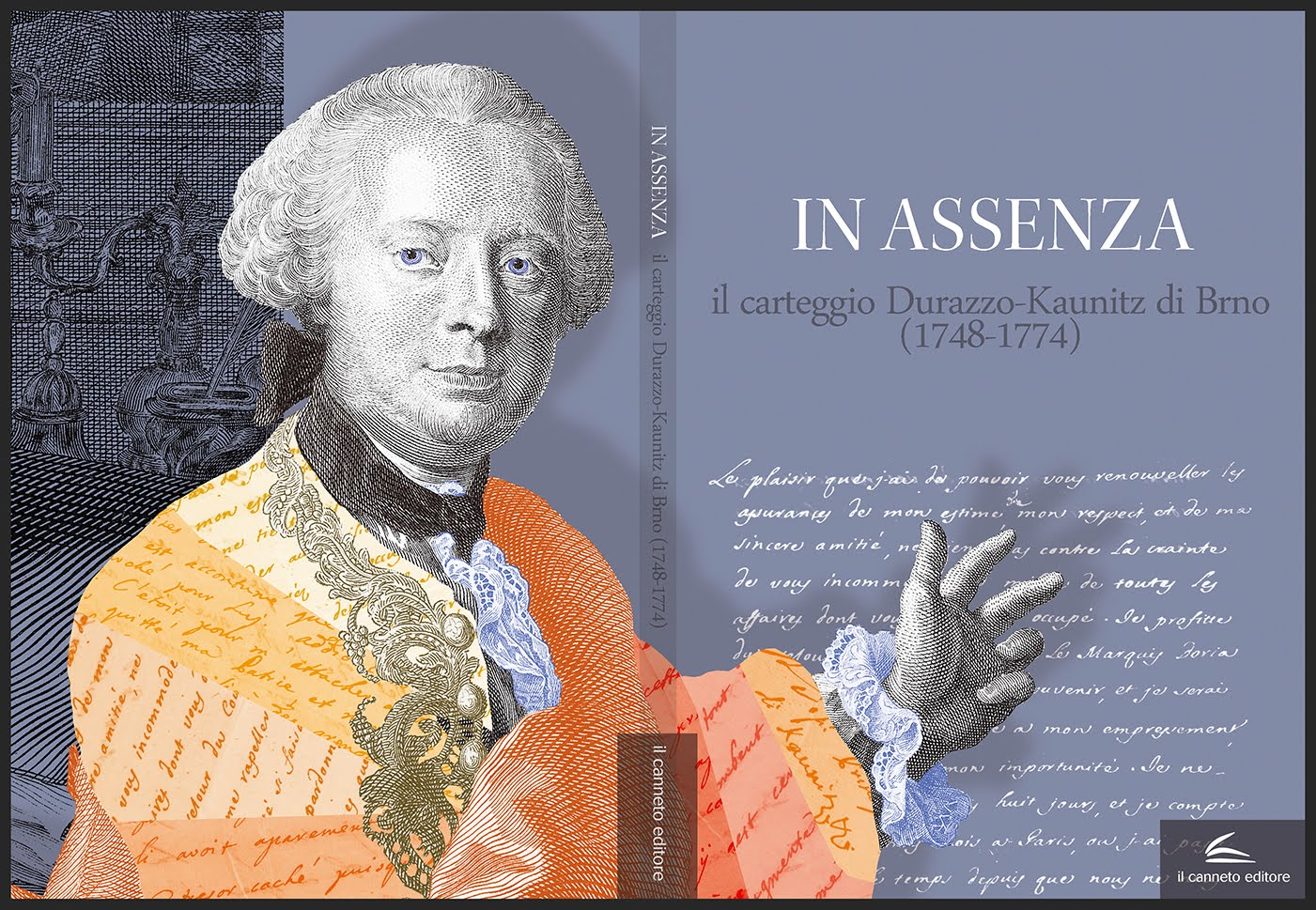In Assenza. Il Canneto Editore. Genova 2017