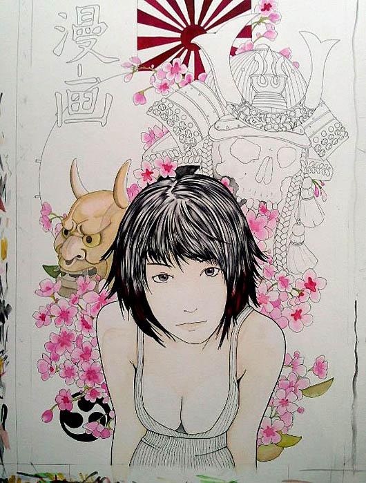 Agarwen - http://www.facebook.com/agarwen.art