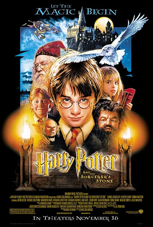 Harry Potter And The Philosophers Stone 2001 EXTENDED 720p BluRa