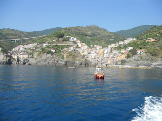 Italy coast