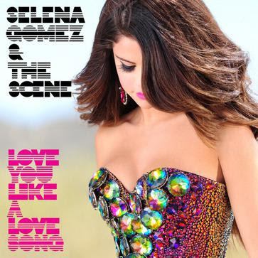 Selena Gomez - Love You Like A Love Song artwork