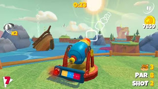 Boom Boom Hamster Golf v1.0 (Unlimited Gold) central android apk