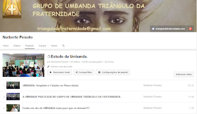 Siga-nos YOUTUBE: