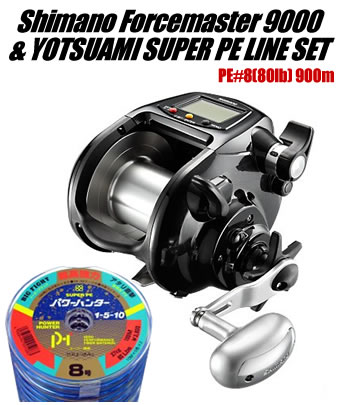 shimano forcemaster english manual