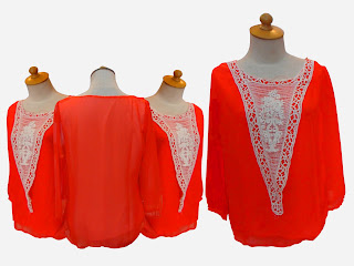 Blouse trendy