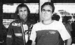Teste de Pneus - Rio - Fev/1986