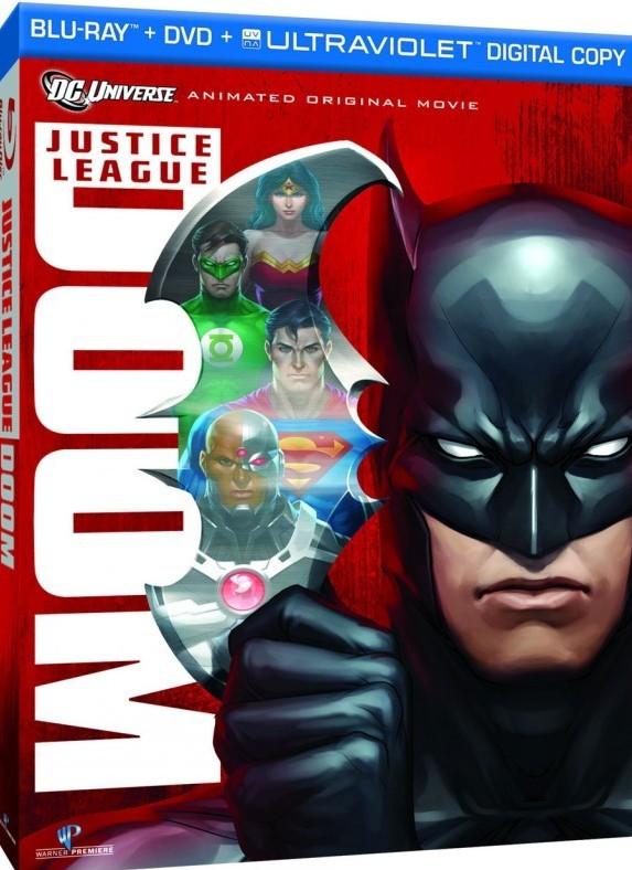 Justice League Doom (2012)