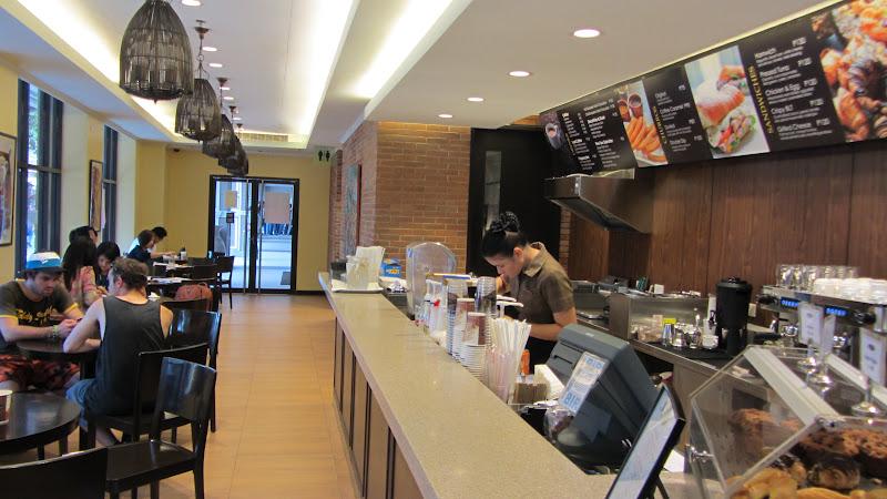 walkandeat: Cioccolata Churros Café at The Bayleaf