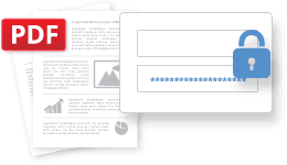 how to Secure and Sign pdf