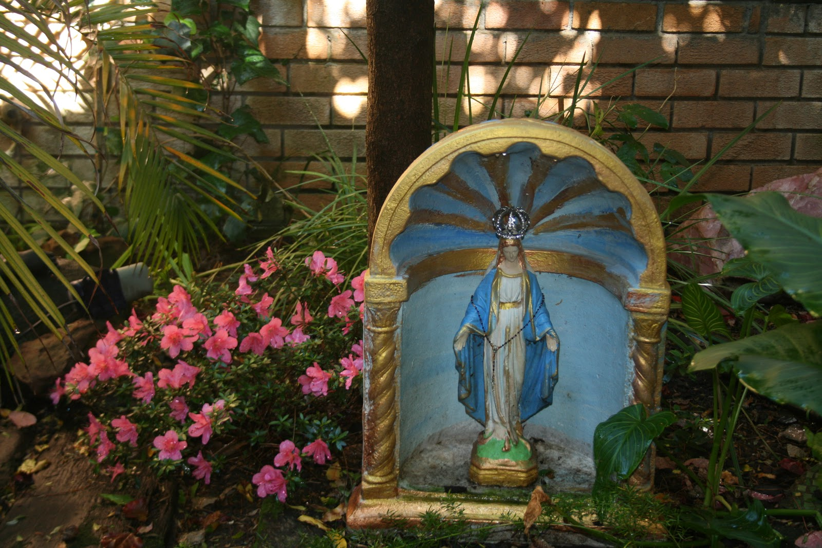 Cloister of the Heart : Day Six of Art Novena of Our Lady of Lourdes