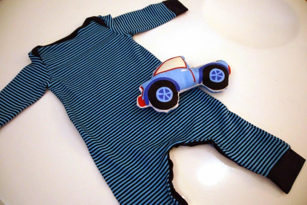 huisje boompje boefjes- baby jumpsuit (pattern kiind)