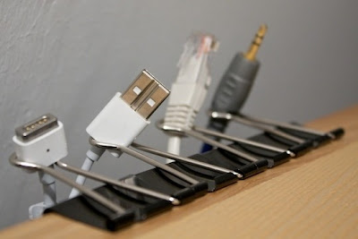 Cable+holder