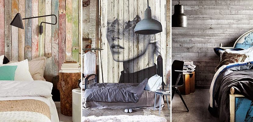 Gallart grupo el blog suelos y puertas de madera en - Decorar paredes con madera ...