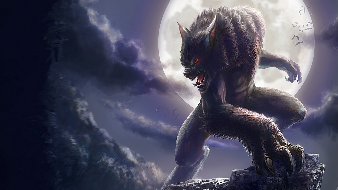 ancient werewolf wallpaper - photo #15